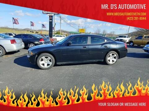 2009 Dodge Charger for sale at Mr. D's Automotive in Piney Flats TN