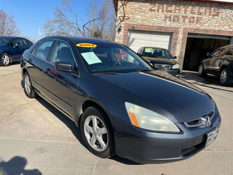 2004 Honda Accord for sale at Zacatecas Motors Corp in Des Moines IA
