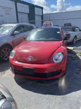 2015 Volkswagen Beetle for sale at Dream Cars 4 U in Hollywood FL
