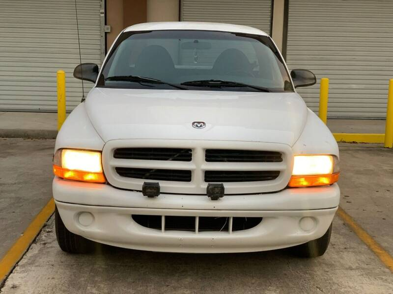 1997 Dodge Dakota for sale at Delta Auto Alliance in Houston TX