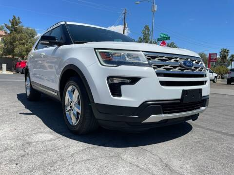 2018 Ford Explorer for sale at Boktor Motors in Las Vegas NV
