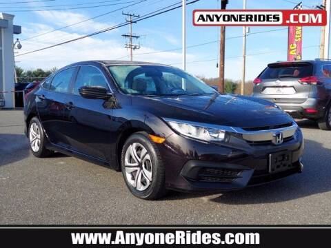 2017 Honda Civic for sale at ANYONERIDES.COM in Kingsville MD