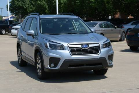 2021 Subaru Forester for sale at Silver Star Motorcars in Dallas TX