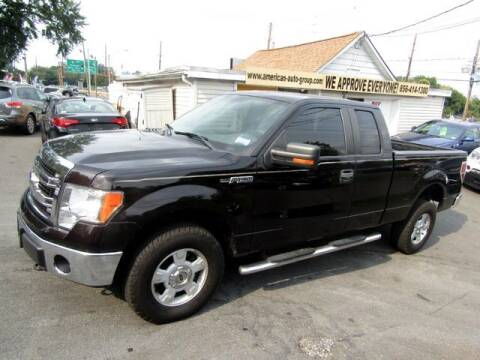 2014 Ford F-150 for sale at American Auto Group Now in Maple Shade NJ