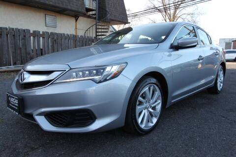 2018 Acura ILX for sale at AA Discount Auto Sales in Bergenfield NJ