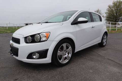 2014 Chevrolet Sonic for sale at Liberty Truck Sales in Mounds OK