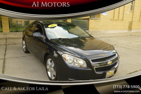 2011 Chevrolet Malibu for sale at A1 Motors Inc in Chicago IL