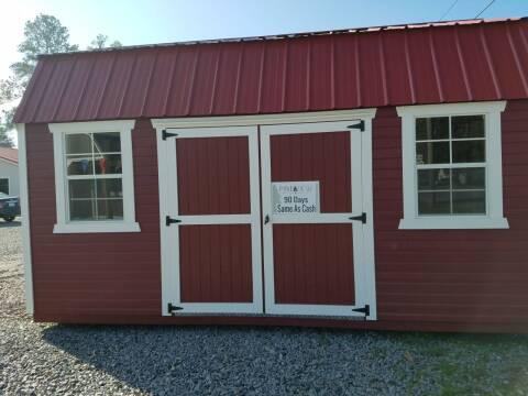 Z... 10X16 LOFTED for sale at Rocky Mount Motors in Battleboro NC