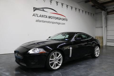 2007 Jaguar XK-Series for sale at Atlanta Motorsports in Roswell GA