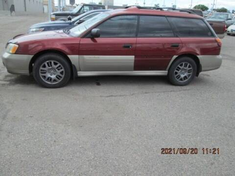 2002 Subaru Outback for sale at Auto Acres in Billings MT