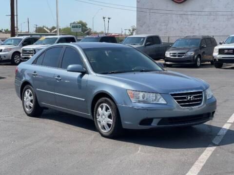 2009 Hyundai Sonata for sale at Brown & Brown Wholesale in Mesa AZ