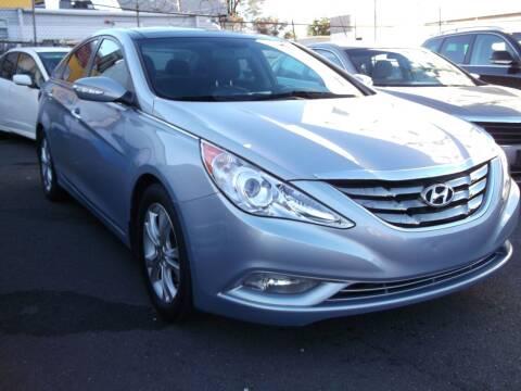 2012 Hyundai Sonata for sale at Topchev Auto Sales in Elizabeth NJ