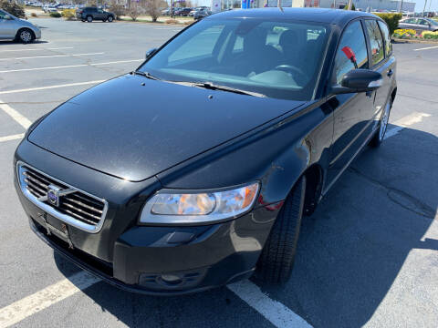2010 Volvo V50 for sale at SODA MOTORS AUTO SALES LLC in Newport RI