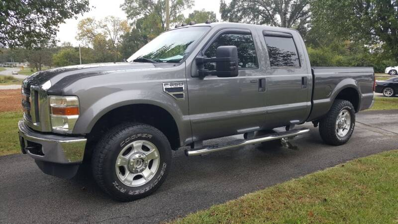 2010 Ford F-250 Super Duty for sale at Crossroads Auto Sales LLC in Rossville GA