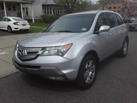 2008 Acura MDX for sale at Pinnacle Automotive Group in Roselle NJ