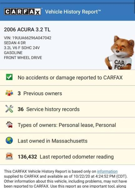 2006 Acura TL 4dr Sedan 5A w/Navi - Acton MA