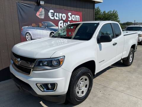 2018 Chevrolet Colorado for sale at Euro Auto in Overland Park KS