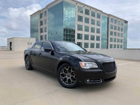 2012 Chrysler 300 for sale at SIGNATURE Sales & Consignment in Austin TX