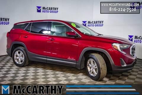 2018 GMC Terrain for sale at Mr. KC Cars - McCarthy Hyundai in Blue Springs MO