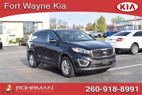 2016 Kia Sorento for sale at BOB ROHRMAN FORT WAYNE TOYOTA in Fort Wayne IN