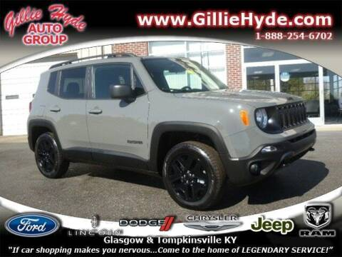 2021 Jeep Renegade for sale at Gillie Hyde Auto Group in Glasgow KY