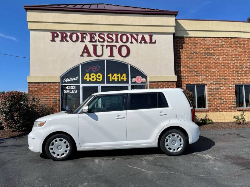 2008 Scion xB for sale at Professional Auto Sales & Service in Fort Wayne IN