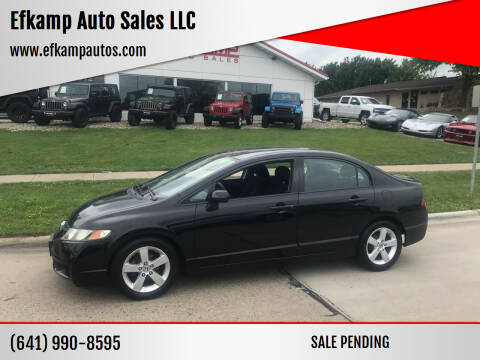 2011 Honda Civic for sale at Efkamp Auto Sales LLC in Des Moines IA
