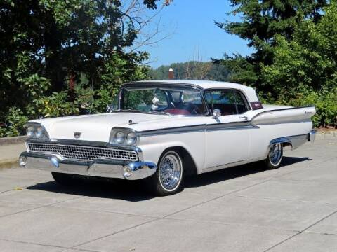 1959 Ford Fairlane for sale at Haggle Me Classics in Hobart IN
