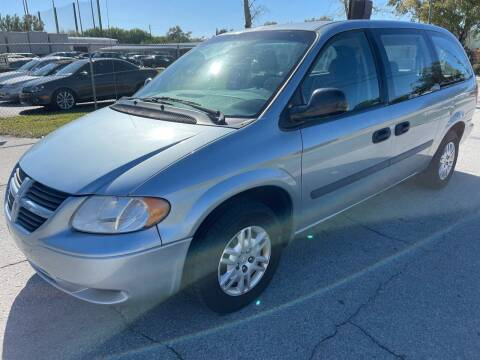 2006 Dodge Grand Caravan for sale at Ultimate Autos of Tampa Bay LLC in Largo FL