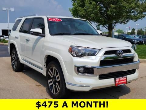 2017 Toyota 4Runner for sale at Ken Ganley Nissan in Medina OH