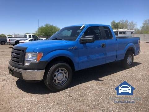 2011 Ford F-150 for sale at AUTO HOUSE PHOENIX in Peoria AZ