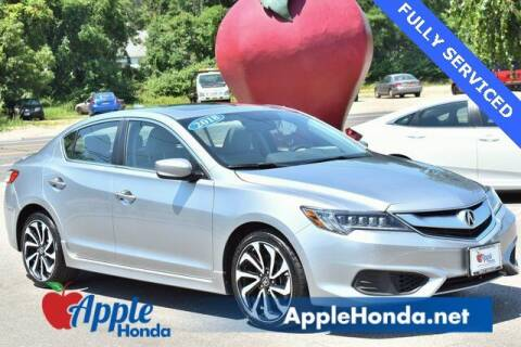 2018 Acura ILX for sale at APPLE HONDA in Riverhead NY