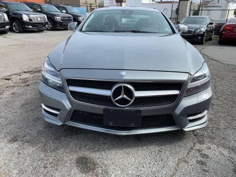 2012 Mercedes-Benz CLS for sale at A & R Motors in Richmond VA