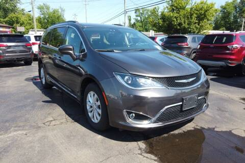 2017 Chrysler Pacifica for sale at RS Motors in Falconer NY
