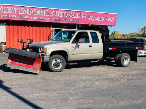 2000 GMC C/K 3500 Series for sale at LUXURY IMPORTS AUTO SALES INC in North Branch MN