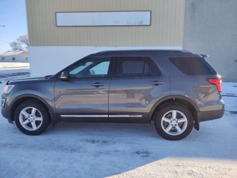 2017 Ford Explorer for sale at Kardells Auto in Laurel NE