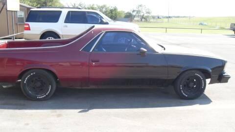 1978 Chevrolet El Camino for sale at 277 Motors in Hawley TX