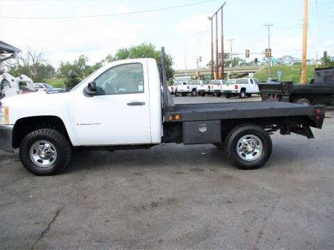 2007 Chevrolet Silverado 2500HD for sale at Steffes Motors in Council Bluffs IA