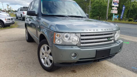 2006 Land Rover Range Rover for sale at PRESTIGE MOTORS in Fredericksburg VA