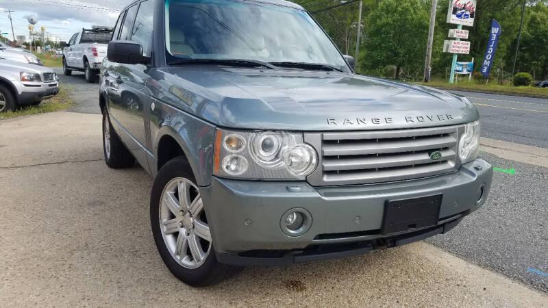 2006 Land Rover Range Rover for sale at PRESTIGE MOTORS in Fredericksburg VA