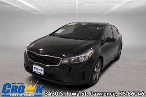 2018 Kia Forte for sale at Crown Automotive of Lawrence Kansas in Lawrence KS