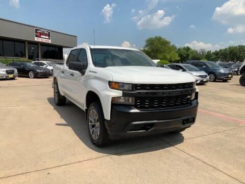 2019 Chevrolet Silverado 1500 for sale at KIAN MOTORS INC in Plano TX