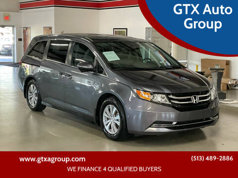 2014 Honda Odyssey for sale at UNCARRO in West Chester OH