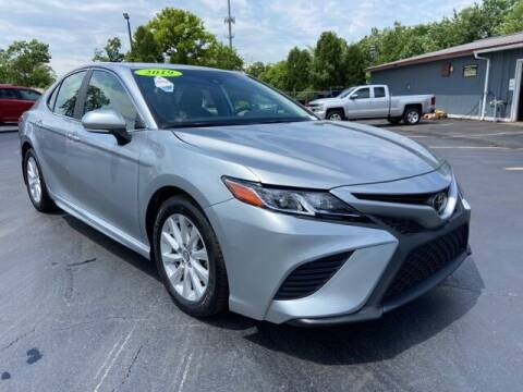 2019 Toyota Camry for sale at Newcombs Auto Sales in Auburn Hills MI