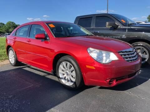 2010 Chrysler Sebring for sale at COUNTRYSIDE AUTO SALES 2 in Russellville KY