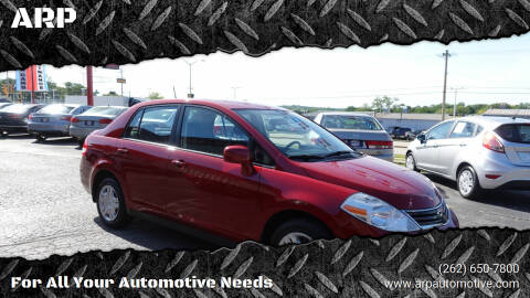 2010 Nissan Versa for sale at ARP in Waukesha WI