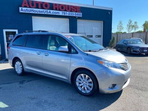 2013 Toyota Sienna for sale at Saugus Auto Mall in Saugus MA