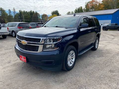 2018 Chevrolet Tahoe for sale at AutoMile Motors in Saco ME