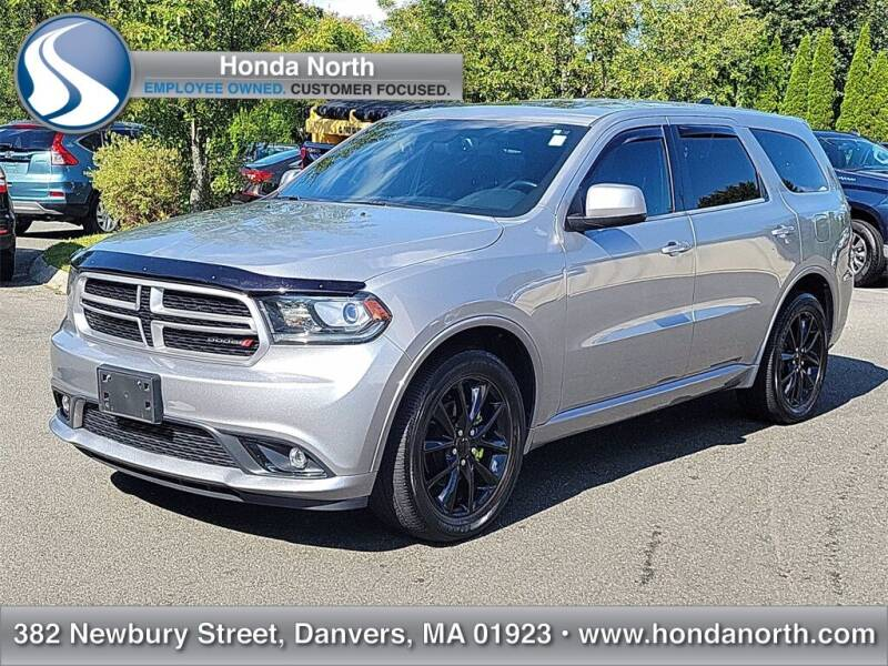 2014 Dodge Durango for sale at 1 North Preowned in Danvers MA