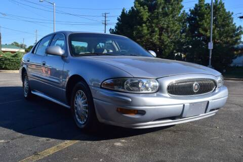 2002 Buick LeSabre for sale at NEW 2 YOU AUTO SALES LLC in Waukesha WI